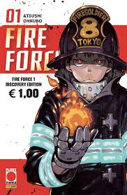 FIRE FORCE 1 DISCOVERY EDITION