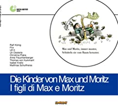 01 I FIGLI DI MAX E MORITZ COMICON